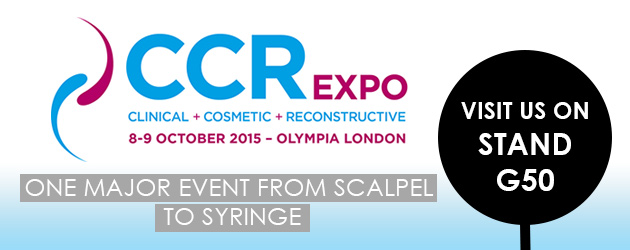 Cosmetic Courses at the CCR-EXPO
