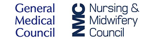 Cosmetic Courses; Picture showing GMC Logo