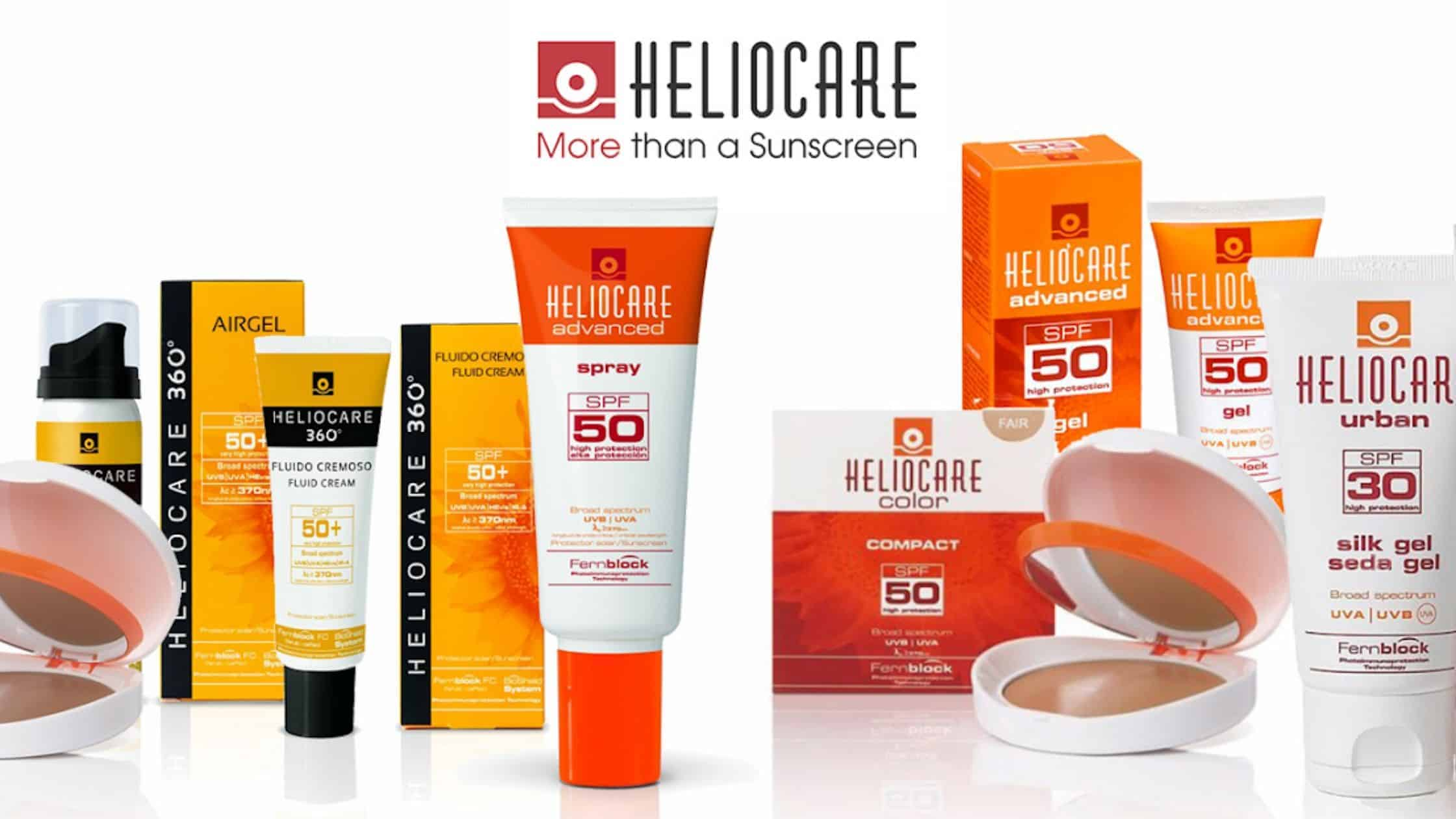 heliocare cosmetic courses