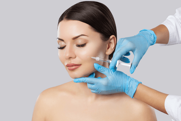 Facial contouring training course with Cosmetic Courses 1