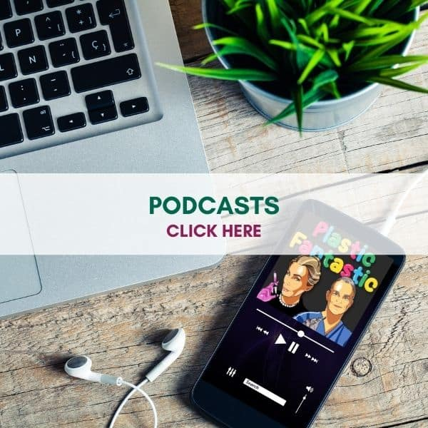 PODCASTS COSMETIC COURSES
