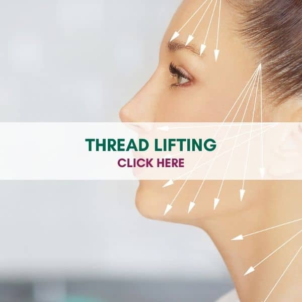 THREAD LIFTING MODELS COSMETIC COURSES