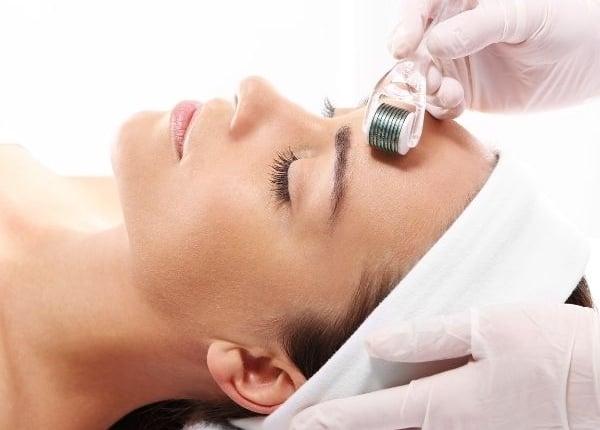 cosmetiic courses microneedling treatments