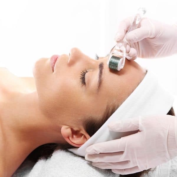 cosmetiic courses microneedling treatments