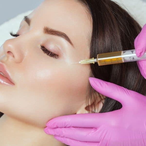 cosmetiic courses platelet rich plasma treatments